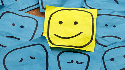 Positive Attitude during a crisis can actually be a solution for your difficulties?